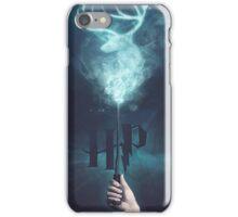 Harry Potter Expecto Patronum deer shadow iPhone Case/Skin