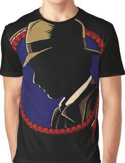 Hardboiled Professor Graphic T-Shirt