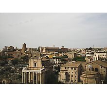 Old Ruins Of Rome Photographic Print