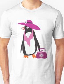 lady penguin Unisex T-Shirt