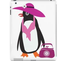 lady penguin iPad Case/Skin