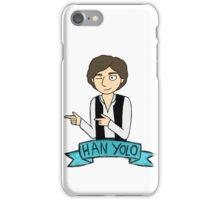 Han Yolo iPhone Case/Skin