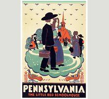 Vintage poster - Pennsylvania Unisex T-Shirt