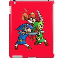 Triforce Heroes Legend of Zelda iPad Case/Skin