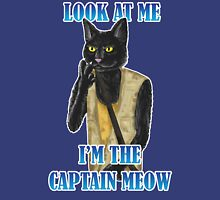 I'm The Captain Meow Unisex T-Shirt