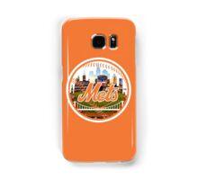 New York Mets Stadium Logo Samsung Galaxy Case/Skin