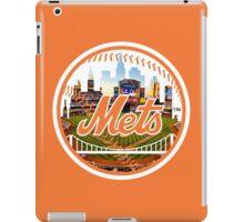 New York Mets Stadium Logo iPad Case/Skin