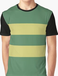 Broken Pixel - Fallen Chara Graphic T-Shirt