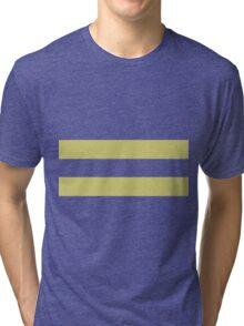 Broken Pixel - Fallen Chara Tri-blend T-Shirt