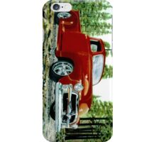 """1954 Chevrolet"" by Jerry ""Doc"" Watson iPhone Case/Skin"
