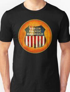 Union Pacific Railroad sign T-Shirt