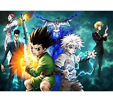 hunter x hunter epic Hunter X Hunter Photographic Print
