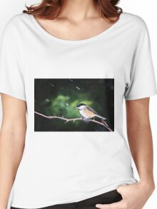 SnowStorm Chikadee Women's Relaxed Fit T-Shirt