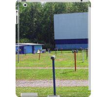 Drive-In Theater iPad Case/Skin