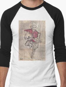 Serenade Men's Baseball ¾ T-Shirt