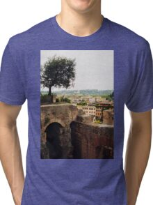 The Overlooking Tree Tri-blend T-Shirt