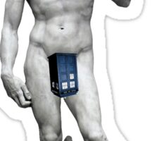 The David... Tennant Sticker