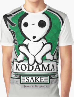 Kodama Sake Graphic T-Shirt
