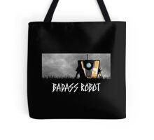 Badass Robot Tote Bag