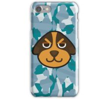 BUTCH ANIMAL CROSSING iPhone Case/Skin
