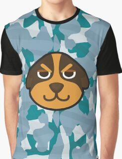 BUTCH ANIMAL CROSSING Graphic T-Shirt