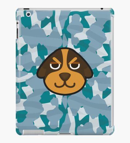 BUTCH ANIMAL CROSSING iPad Case/Skin