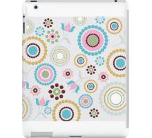 Multi colored Circles iPad Case/Skin