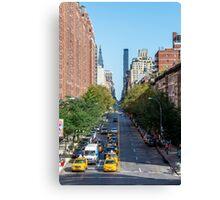NYC // High Line Canvas Print