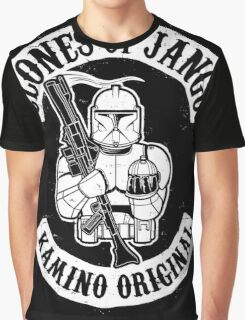 Clones of Jango Graphic T-Shirt