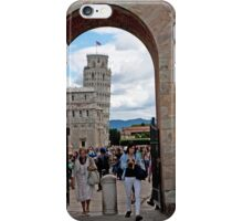 Tower Through The Stonegate iPhone Case/Skin