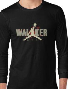 Air Walker - The Walking Dead Long Sleeve T-Shirt