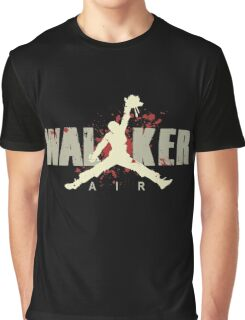 Air Walker - The Walking Dead Graphic T-Shirt