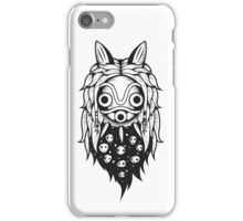 Mononoke Spirit Mask iPhone Case/Skin