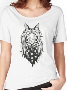 Mononoke Spirit Mask Women's Relaxed Fit T-Shirt