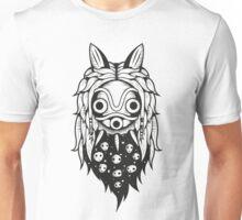 Mononoke Spirit Mask Unisex T-Shirt