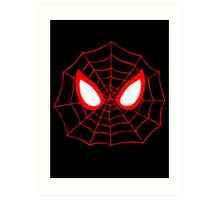 Ultimate Spider-Man III Art Print