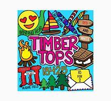 Timber Tops  Unisex T-Shirt