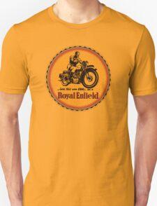 Royal Enfield vintage motorcycles T-Shirt