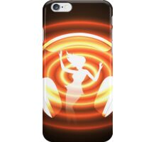 dancing or club music theme iPhone Case/Skin