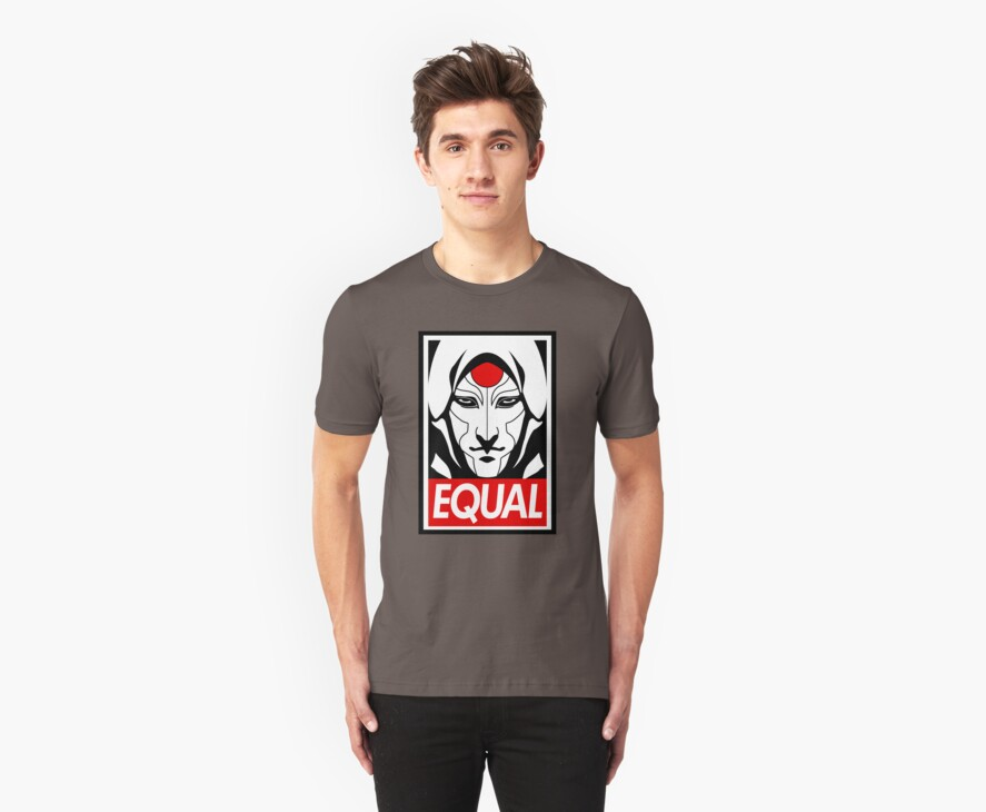 Equal by Adho1982
