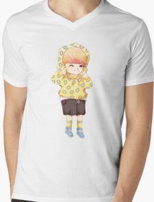 Got7 Mark Chibi Mens V-Neck T-Shirt