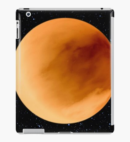 Dust Storm on Planet Dune Arrakis iPad Case/Skin