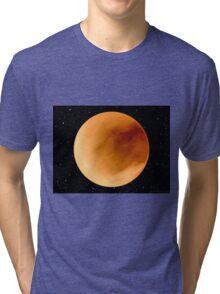 Dust Storm on Planet Dune Arrakis Tri-blend T-Shirt