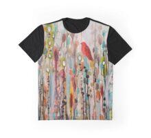 la vie comme un passage Graphic T-Shirt