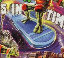 Turtles In Time Sticker