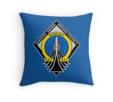 The Last Mission Throw Pillow