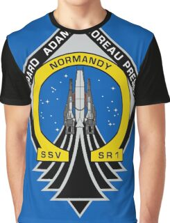 The Last Mission Graphic T-Shirt
