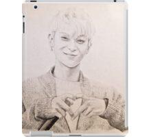 EXO - Tao Drawing iPad Case/Skin