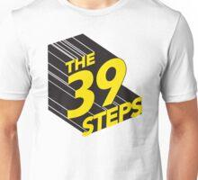 Vintage 39 steps title Unisex T-Shirt