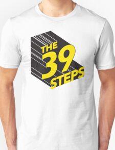 Vintage 39 steps title T-Shirt